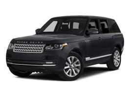 New 2015 Land Rover Range Rover Autobiography Black LWB
