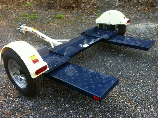 New 2016 Master Tow dolly car hauler RV trailer $950