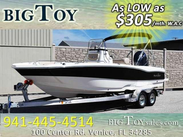 New 2017 NauticStar 211 Angler- ***** PAY AS LOW AS