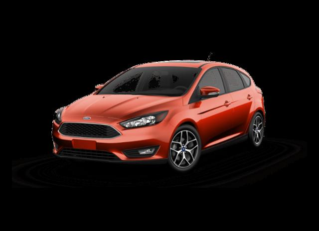 NEW 2018 Ford Focus SEL Hatchback Ti-VCT GDI I-4 Engine