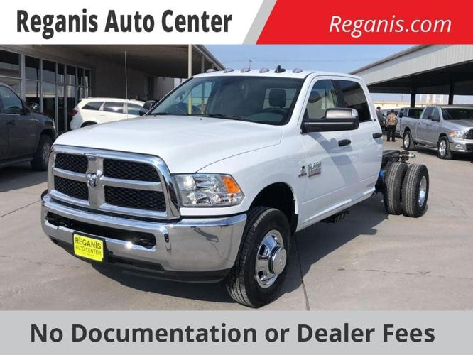 New 2018 RAM 3500 4x4 Crew Cab DRW Scottsbluff, NE