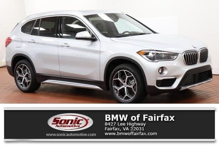 New 2019 BMW X1 xDrive28i Fairfax, VA 22031