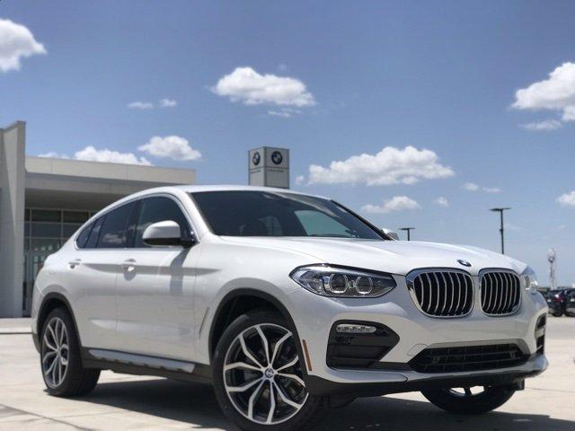 New 2019 BMW X4 xDrive30i DIBERVILLE, MS 39540