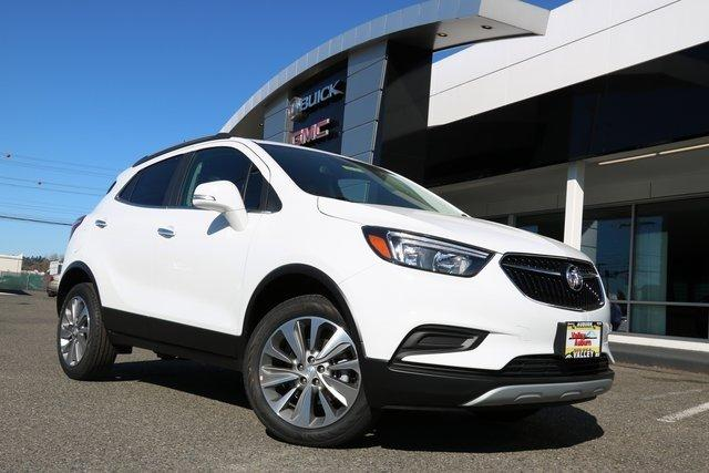 New 2019 Buick Encore AWD Preferred Auburn, WA 98002