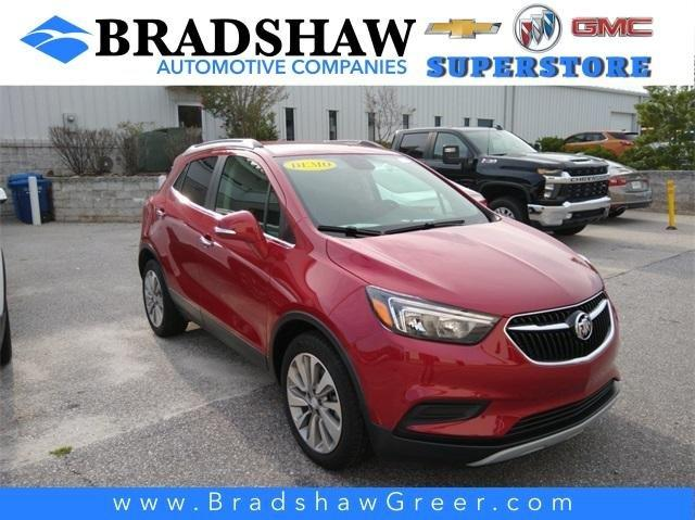 New 2019 Buick Encore FWD Preferred Greer, SC 29651