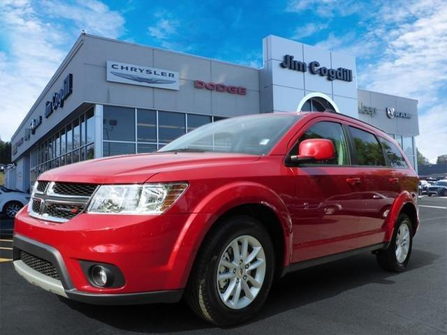 New 2019 Dodge Journey SE Knoxville, TN 37919
