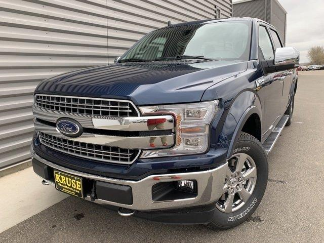 New 2019 Ford F150 Lariat MARSHALL, MN 56258