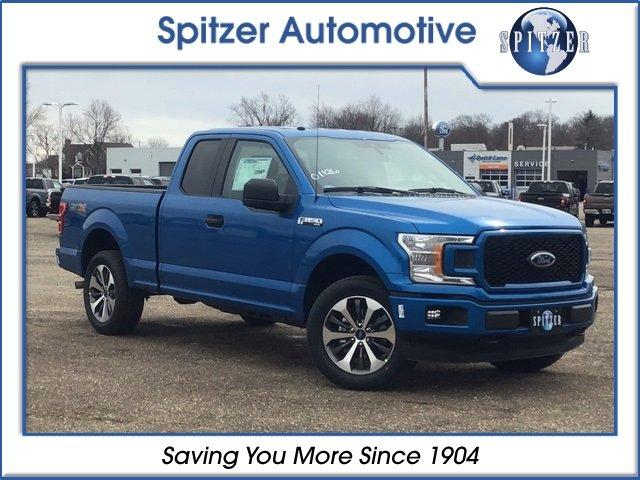 New 2019 Ford F150 XL Hartville, OH 44632