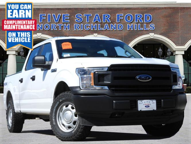 New 2019 Ford F150 XL North Richland Hills, TX 76180