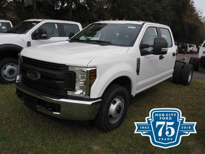 New 2019 Ford F450 2WD Regular Cab Super Duty