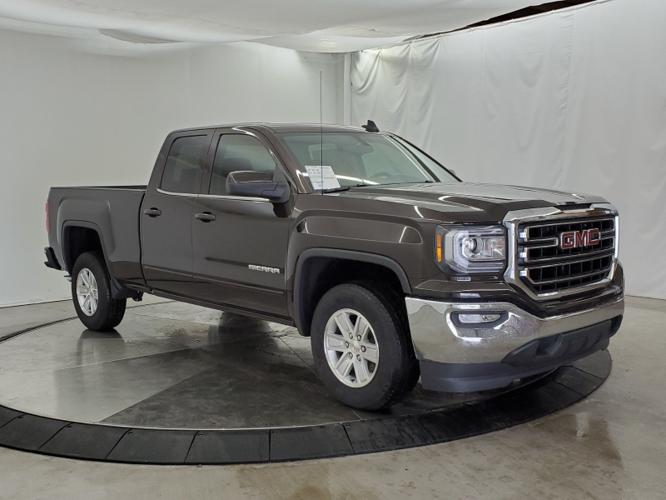 New 2019 GMC Sierra 1500 2WD Double Cab Limited SLE