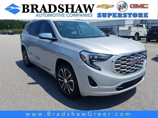 New 2019 GMC Terrain FWD Denali Greer, SC 29651