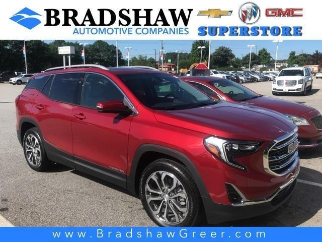 New 2019 GMC Terrain FWD SLT Greer, SC 29651