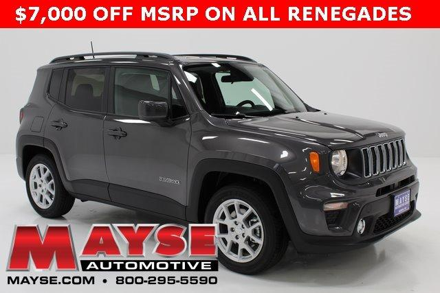 New 2019 Jeep Renegade FWD Latitude AURORA, MO 65605