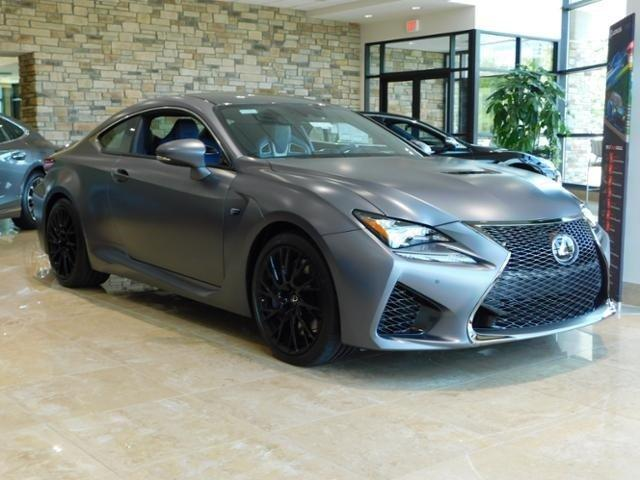 New 2019 Lexus RC F DAYTON, OH 45458