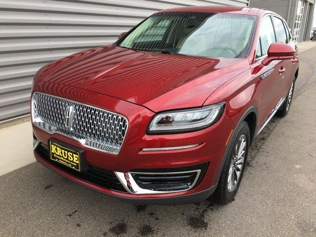 New 2019 Lincoln Nautilus AWD Select MARSHALL, MN 56258