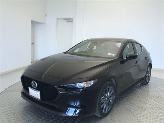 New 2019 MAZDA MAZDA3 AWD Hatchback ELK GROVE, CA 95757