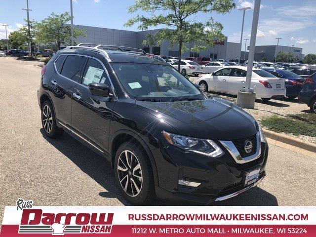 New 2019 Nissan Rogue SL Milwaukee, WI 53224