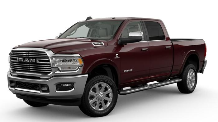 New 2019 RAM 2500 4x4 Crew Cab Laramie Council Grove,
