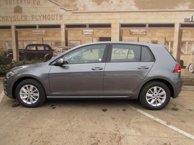 New 2019 Volkswagen Golf 4-Door Chico, CA 95928