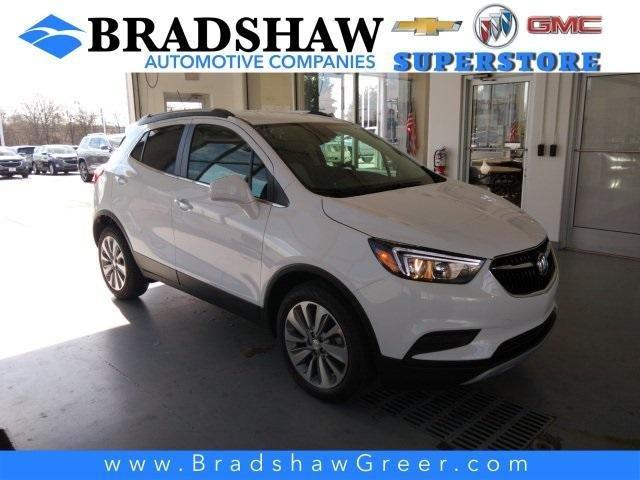 New 2020 Buick Encore FWD Preferred Greer, SC 29651