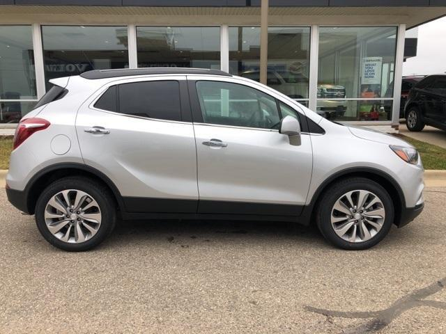 New 2020 Buick Encore FWD Preferred Lansing, MI 48917