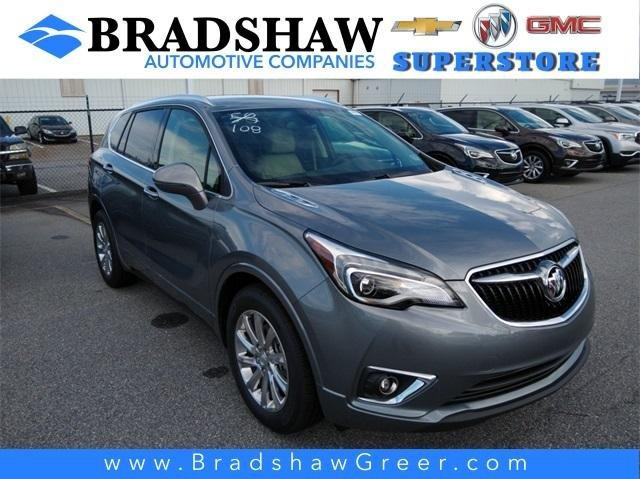 New 2020 Buick Envision FWD Essence Greer, SC 29651