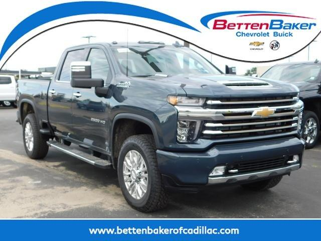 New 2020 Chevrolet Silverado 2500 4x4 Crew Cab High