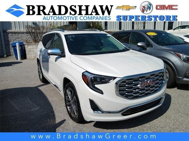 New 2020 GMC Terrain FWD Denali Greer, SC 29651