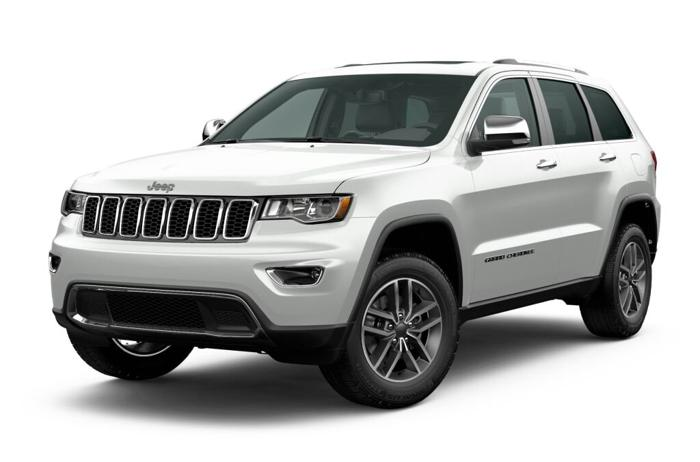 New 2020 Jeep Grand Cherokee 4WD Limited Madison, WI