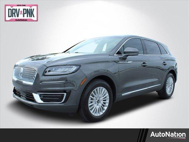 New 2020 Lincoln Nautilus FWD Clearwater, FL 33765