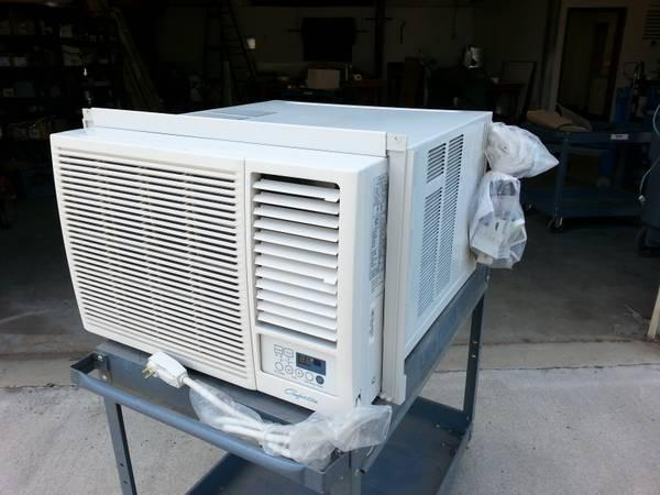 New 24,000 BTU Window Air Conditioner - $500