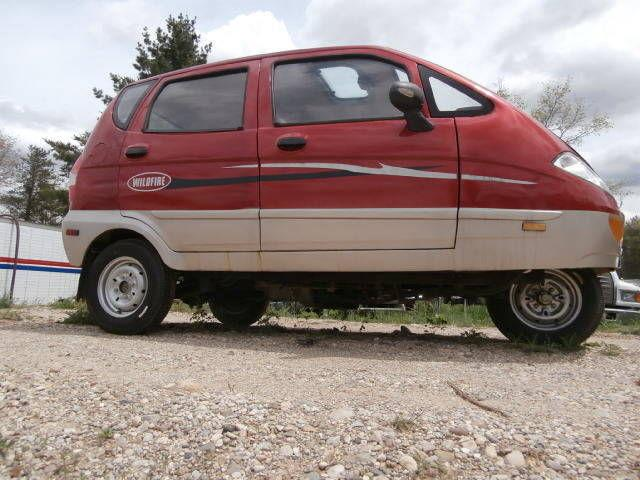 New 3 Wheeled Car Wildfire Wf 650c 70 Mpg For Sale In