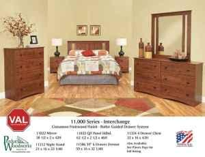 *!*NEW 4 PC BEDROOM SET*!* - $479 (ABBA'S MATTRESS &