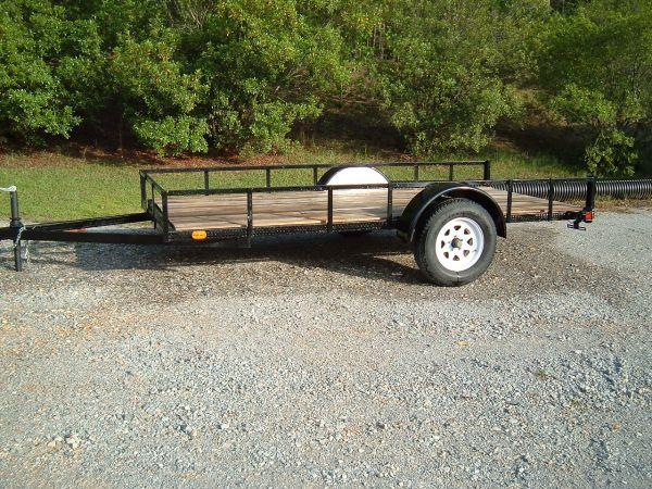 New 6 X12 Trailer Tuscaloosa For Sale In Montgomery