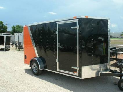 *NEW* 7X12 CARGO TRAILER (Motorcycle Trailer)