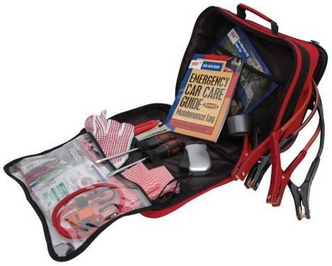 New AAA Explorer 70-Piece Road Emergency Kit