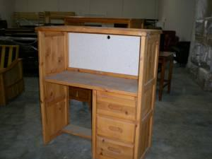 NEW ALL WOOD STUDENT DESK WAREHOUSE CLEARANCE SALE