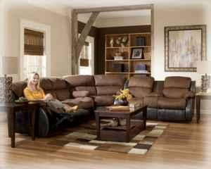 NEW U0027ASHLEYu0027 RECLINING SECTIONAL..AMPLE SEATING FOR THE ENTIRE FAMILY   (WINNER  FURNITURE CO. (SINCE 1946) LOU.KY For Sale In Louisville, Kentucky