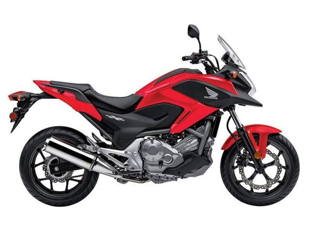 New Automatic 2014 Honda NC700X DCT ABS (NC700XD)