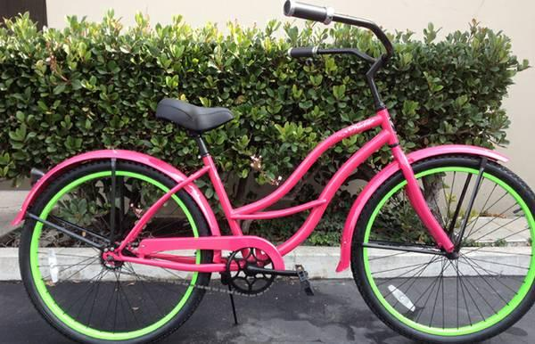 New Beautiful 26inch Freedom Womens BEACH CRUISER BIKE SALE TODAY