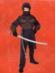 New BLACK NINJA Costumes - 2 Styles - Sm and Med - $8 Council Bluffs