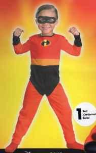 New Boy Toddler Costumes - MR INCREDIBLE, PIRATE, NINJA - $1 Council Bluffs