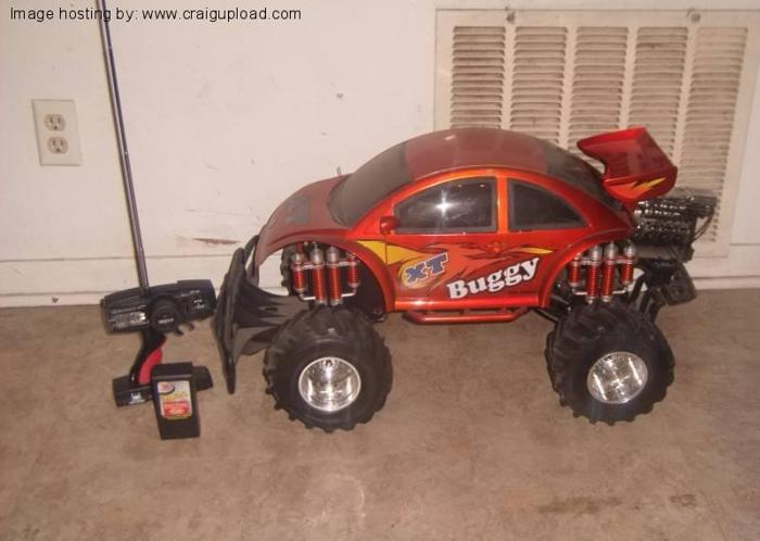 new bright xt beetle buggy rc ***** - (north east houston ...