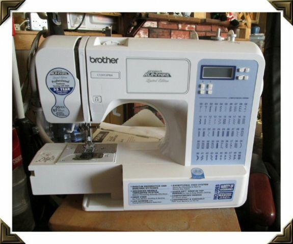 Brother Vx 40 Sewing Classifieds Buy Sell Brother Vx 40 Beauteous Brother 35th Anniversary Sewing Machine