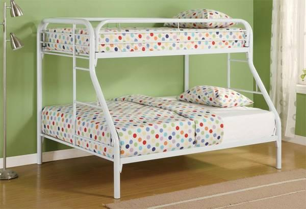 New Bunk Beds White For Sale In Athens Alabama Classified