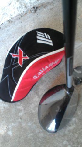New Callaway X Hybrid (4-Wood, Right-Handed, Graphite,