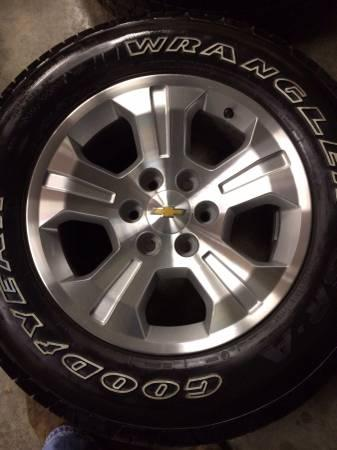 New Chevy And Gmc Wheels And Tires For Sale In