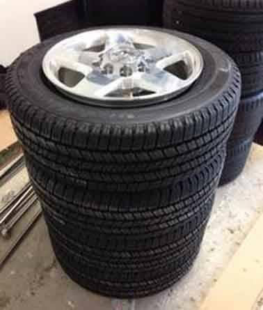 New Chevy Chevrolet 2500hd 20 Quot Wheels Rims W Tires Gmc