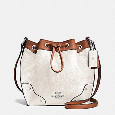 NEW COACH Baby Mickie Drawstring Shoulder Bag